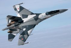 SU 35 http://top10.xgoweb.com/top-10-fighter-jets-in-the-world/