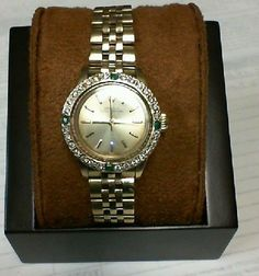 14k Rolex With Diamond Bezel three years warranty for only $3,960. this is original Rolex