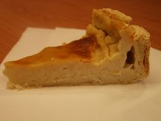 This desert recipe was given to me by my South African friend Sheralee. I haven't tried it yet, but it sounds delicious. Short Pastry, Milk Tart, Flaky Pastry, South African Recipes, Old Recipes, Bakery, Good Food, Sweets, Traditional