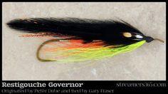 Restigouche Governor - Gary Fraser