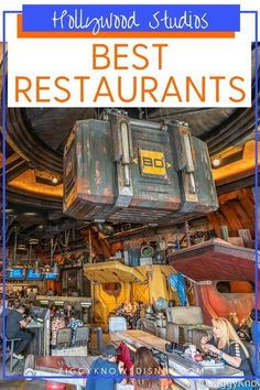If you are visiting Hollywood Studios, in Orlando, this year, then you need this great list from Ziggy Knows Disney! We list the best restaurants you will find there so you don't miss out on any of the yummy food! You and your family will love the delicious foods they serve! Visit one of these restaurants when you go to Hollywood Studios! Disney World Vacation Planning, Disney Planning, Disney Vacations, Disney Travel, Disney World Secrets, Disney World Tips And Tricks, Walt Disney World, Best Disney Park, Disney Day