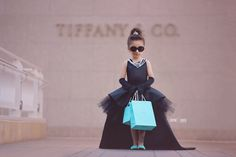 Breakfast at Tiffany's stylized photography shoot with Sophie Crew Photography, San Diego, CA.
