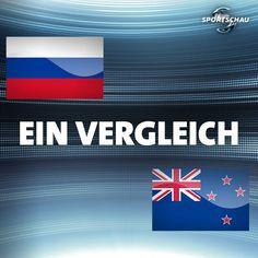 Braucht noch jemand Angeberwissen für das Eröffnungsspiel des Confed Cups? Der etwas andere Vergleich zwischen Russland und Neuseeland. Bitte sehr