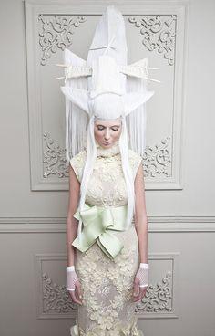 Fashion #Avant Garde