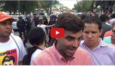 Así fue la marcha de diputados hasta la cárcel en donde está Gilber Caro  http://www.facebook.com/pages/p/584631925064466
