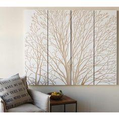 Spring Tree Wall Art - VivaTerra