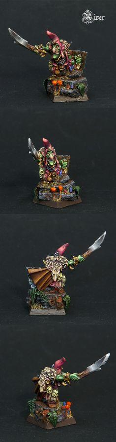Goblin Warboss