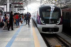 Pregopontocom Tudo: Integração de ônibus metropolitano com Metrô de Salvador será ampliada a partir de 29 de maio...