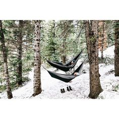 @shelbyylouwho   Featured Utahgramer Nothing is stopping Shelby and her friends  @katie_weeks from getting out and enjoying a little hammock action! Beautiful shot! Check out more of here pics on the feed @shelbyylouwho  #utahgram #utah #435 #801 #beutahful #weloveutah #discover_utah #utahlove #weareutah #teamutah #instagramers #kslnews  #utahgramer  #keepitcontagious #hammocklife #explore #winter #hammock by @utahgram