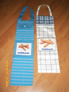 bolsas para pan canilla Bread Bags, Fabric Bags, Crafts To Sell, Sewing Tutorials, Purses And Bags, Projects To Try, Pouch, Packaging, Quilts