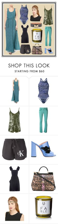 """Be Simple And Stylish"" by cate-jennifer ❤ liked on Polyvore featuring MICHAEL Michael Kors, adidas, P.A.R.O.S.H., Etro, Calvin Klein Jeans, Rochas, Prada, Dolce&Gabbana, Deepa Gurnani and Ellis Brooklyn"