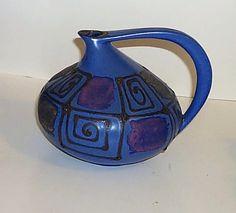 Ruscha Vintage Mitte Jahrhundert deutscher Keramik von pathalliburton, $325.00