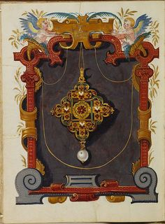 The Jewel Book of the Duchess Anna of Bavaria (1550s) 6 | Flickr - Photo Sharing!