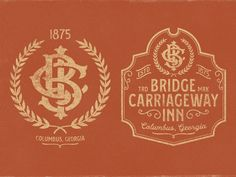 Bridge Carriageway Inn - 1875