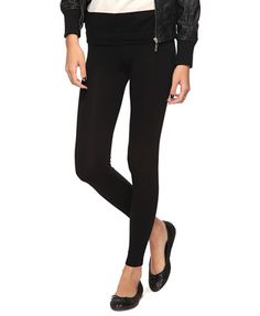 Ankle Length Leggings | FOREVER21 - 2086807986- Black Size Small