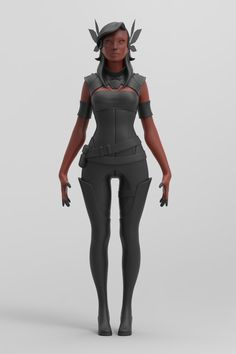 ArtStation - Cloth designs, Laura Peltomäki