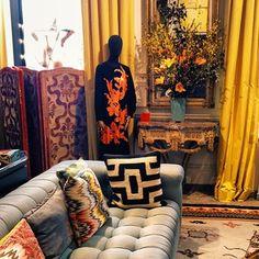 In moment Dries. #designhunting #details #paris http://instagram.com/christianelemieux