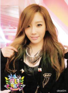 Taeyeon SNSD ★ Girl Generation