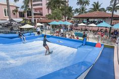 Where there is a #FlowRider, there are bound to be awesome events ---> http://flowhouse.com/flow-house-boca-holds-inaugural-easter-expo/