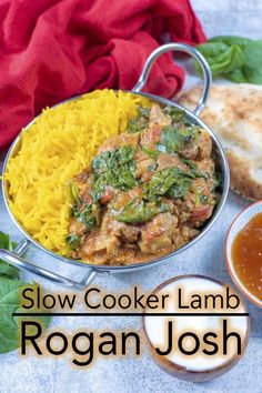 A Lamb Rogan Josh is