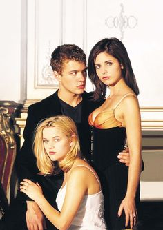 Cruel Intentions  | 1999 - Ryan Phillipe, Sarah Michelle Gellar and Reece Witherspoon