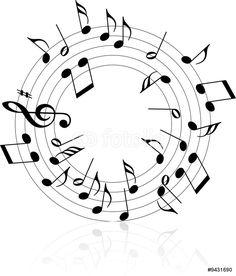 Znalezione obrazy dla zapytania motyw muzyczny