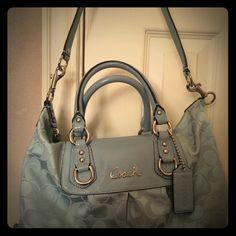 Coach Handbags - Cosch. Ashley Satchel bag.   *No Trades *No PP