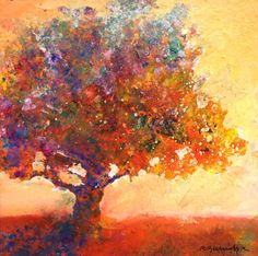 Tree by Robert Burridge