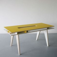 Der perfekte Tisch