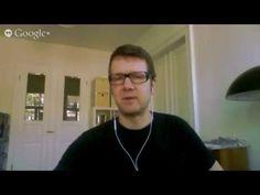 Daniel Backhaus, Social Media Manager, Coach und Speaker, beantwortet uns drei Fragen via Google Hangout on Air.