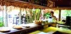 PALAPA RESTAURANT - Hotel Izamal, Hacienda Izamal hotel, HACIENDA HOTEL SANTO DOMINGO,