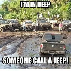 The Jeep Store is your local source for new Chrysler, Dodge, Jeep and Ram vehicles in Ocean Township, NJ. Jeep Jokes, Jeep Humor, Car Jokes, Car Humor, Truck Memes, Truck Quotes, Funny Car Memes, Chevy Quotes, Jeep Funny