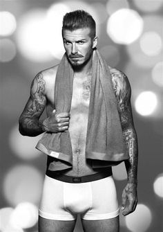 David Beckham shows off new sexy and shirtless photos - TODAY Entertainment