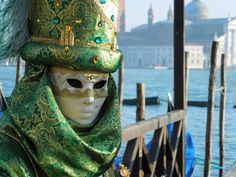 23Fascinantes fotografías del Carnaval deVenecia