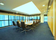 ALJs Dubai Offices carpet
