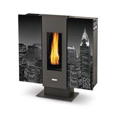 75 best stufa pellet design images on Pinterest | Fire places ...