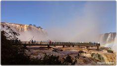 Viagens e Beleza: A beleza monumental das Cataratas do Iguaçu!