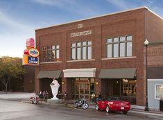 Blue Bunny Ice Cream Parlor Le Mars Iowa