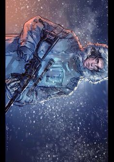 The Winter Soldier. THIS IS GORGEOUS!!!