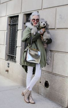 Linda Rodin advanced style