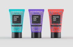 Ourbrand Skin Care (Concept) on Packaging of the World - Creative Package Design Gallery