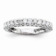 With the white gold and diamond combination you're surely bring wedding bliss. This 14k White Gold Diamond Wedding Band - $678.00 from IceCarats.com you can get for 10% less with code INSTALOVE.  #icecarats #jewelry #fashion #accessories #jewelryjunky #latestfashion #trending #fashiontrends #affordablefashion #lookbook #fashionbloggers #bloggerstyle #bestseller #instaglam #instastyle #jewelrylover #streetstyle #jewelrylover #jewelrytrends #dailyinspo #romantic #fashionkilla #fashionstory…