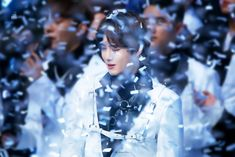 Water Birthday, Exo Fan Art, Kim Minseok, Kim Junmyeon, Suho Exo, Chanbaek, I Miss You, Marry Me, Confetti