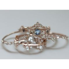 We love all things tiny, shiny and gold.--- I love Stack rings! the more the better!