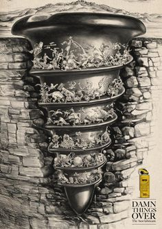 Svitol: Bricolage's hell | #ads #marketing #creative #werbung #print #poster #advertising #campaign