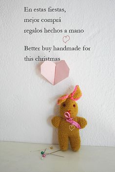 handmade = lovemade : much better!