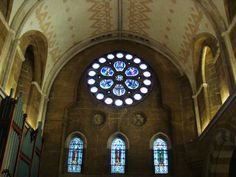 Anglican church in Palermo (Italy) y