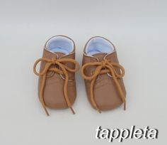 beige Shoes First Shoes 3-6 Months baby Moccasins Baby от tappleta