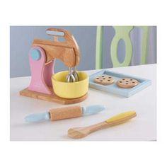 KidKraft Pastel Baking Set Model 63306