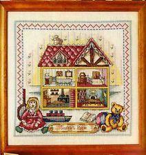 Cross Stitch Collection Jun/Jul 1999 #47 Susan Bates Design